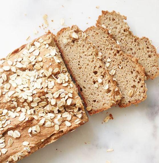 Wholegrain Gluten-free, Nut-free, Yeast-Free Bread