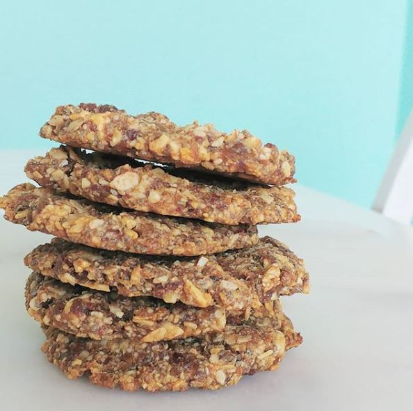 vegan superfood cookies