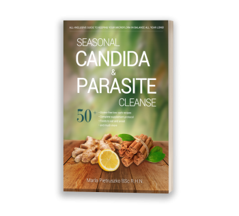 Candida Parasite Cleanse Ebook Cover